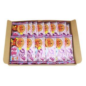(全国送料無料)不二家 アンパンマングミ(ぶどう)6粒 14コ入り メール便|okashinomarch