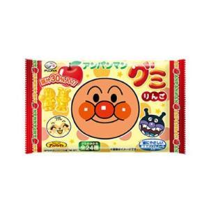 不二家 アンパンマングミ(りんご) 6粒 20コ入り 2019/07/09発売|okashinomarch