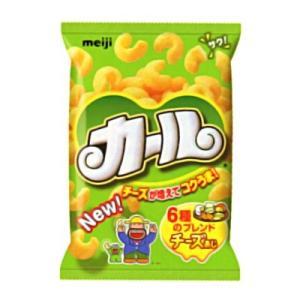 明治 カール チーズあじ 64g 10コ入り|okashinomarch