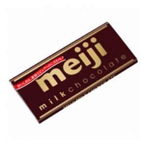明治 ミルクチョコレート 50g 10コ入り (4902777015927)