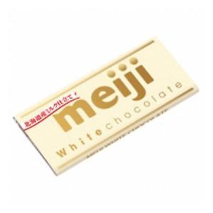 明治 ホワイトチョコレート 40g 10コ入り (4902777016832)