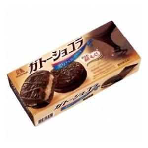 森永製菓 ガトーショコラ 6個 6コ入り (4902888208140)|okashinomarch