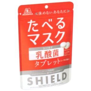 森永製菓 シールド乳酸菌タブレット 33g 6コ入り 2016/09/20発売