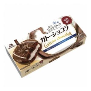 森永製菓 ガトーショコラ<冬のリッチミルク> 6個 6コ入り 2020/09/29発売 (4902888246067)|okashinomarch