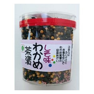 (単品) 森田製菓 お茶漬わかめ しそ入 85g (4903709005696s) okashinomarch