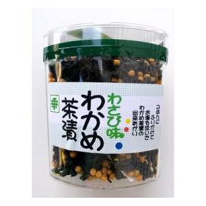 (単品) 森田製菓 お茶漬わかめ わさび入  80g (4903709006600s) okashinomarch