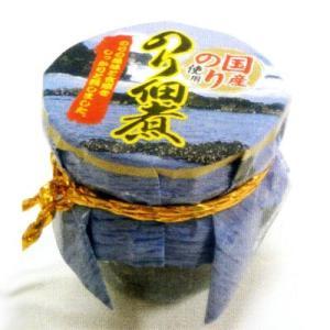 森田 国産のり使用!のり佃煮 170g 瓶 (常温) (4906164653839) okashinomarch