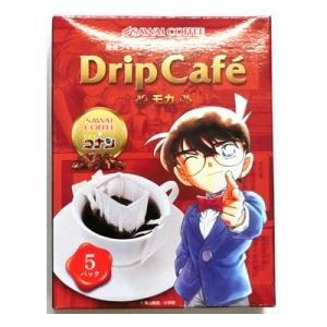 テイクオフ 名探偵コナン Drip Cafe モカ 8g×5袋 12コ入り|okashinomarch