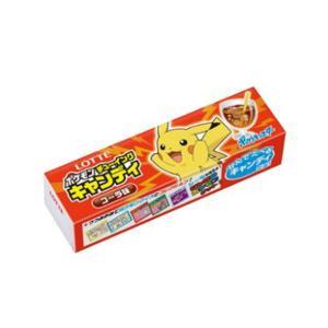 ロッテ ポケモン チューイング キャンディ 5枚 20コ入り (49368260)|okashinomarch