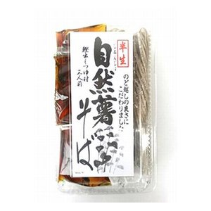 (単品) 森田製菓 自然薯そば 465g (4956427007817s)|okashinomarch