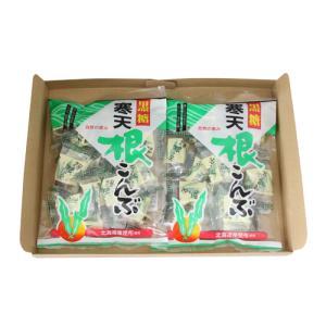 (全国送料無料) 山本製菓 黒糖寒天根こんぶ 230g 2コ入り メール便|okashinomarch