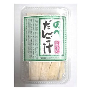 だんご汁が手軽に食べられます。 【内容量】130g×2袋【入数】30コ (税抜単価:約 500円)