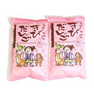 (全国送料無料) 森田製菓 きびだんご(個包装タイプ)180g 2コ入り メール便 (4990485008638x2m)|okashinomarch