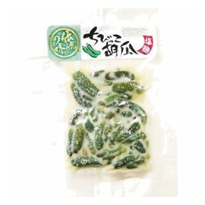 (単品) 森田製菓 塩麹ちびっこ胡瓜 300g (4990855047519s)|okashinomarch