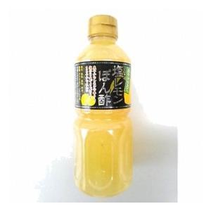 (単品) 森田製菓 塩レモンぽん酢 500ml (4990855047748s)|okashinomarch