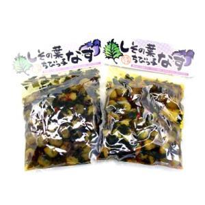 (全国送料無料) 森田製菓 しその葉ちびっ子なす 350g 2コ メール便 (4990855048615x2m)|okashinomarch