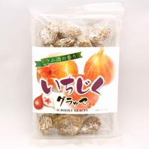 (全国送料無料)森田 ラム酒の香り いちじくグラッセ 230g メール便 (4990855070203m)|okashinomarch