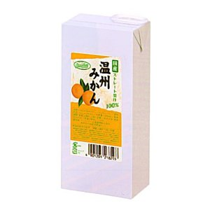 UCC業務用 グリーンフィールド 温州みかん 国産ストレート果汁 100% AB1000ml×6個|okashinomarch