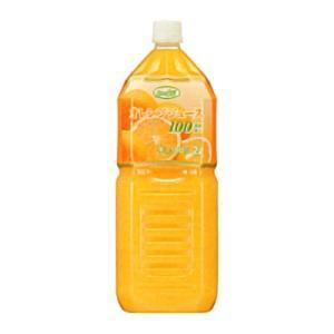 UCC業務用 グリーンフィールド 濃縮還元 オレンジジュース 100% PET 2L×6個 (コード:520539000)|okashinomarch