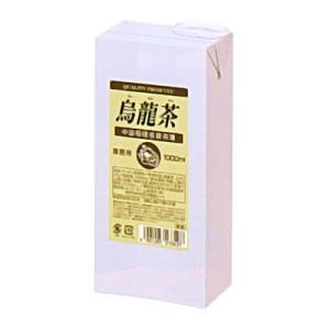 UCC業務用 烏龍茶 AB1000ml×6個|okashinomarch