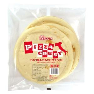 UCC業務用 Diano ナポリ風 もちもちピザクラスト 19cm 5枚 8コ入り(冷凍)|okashinomarch