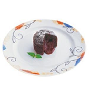 温めると中から、とろっとベルギー産チョコレートが出てくるホットデザートです。(※凍ったまま包装袋から...