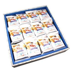 プレゼント ギフト グリコ ビスコ シンバイオティクス さわやかなヨーグルト味 (5枚×2パック)×36袋 (ギフトセット D)|okashinomarch