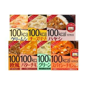 大塚食品 マイサイズシリーズ カレー・シチュー・リゾット 選り取り10コセット(5個×2種類) okashinomarch