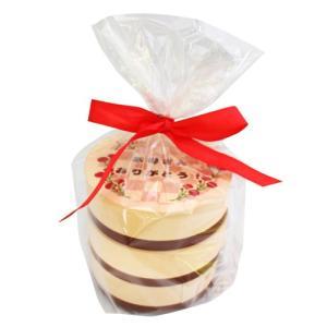 おかしのマーチ 母に感謝!母の日チョコっとせんべい 母の日ギフトBOX3段ver|okashinomarch