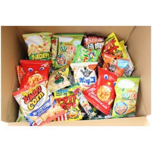 カルビー、東ハト、菓道、大和製菓、小川、ハウス食品、松山製菓、やおきんの人気の小袋スナックを詰め合わ...