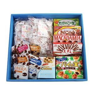 グリコ・明治・森永・ロッテの人気のチョコレート菓子と、ユウカの感謝チョコをセットにしました。 お子様...