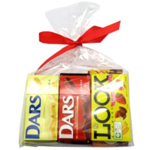 森永、明治、ロッテ、不二家の板チョコレートとブロックチョコレートを選んでボリュームのある詰め合わせに...