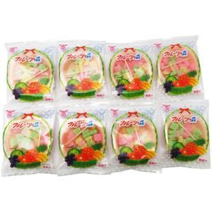 (全国送料無料) 共親製菓 フルーツの森 20g×8コ メール便|okashinomarch