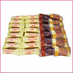 (全国送料無料) おかしのマーチ ブルボン 2種洋菓子食べ比べお試しセット 全28個入り メール便