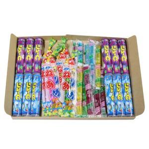 (全国送料無料) おかしのマーチ 夏の駄菓子セットA(4種・計27コ) メール便 okashinomarch
