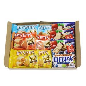 (全国送料無料) おかしのマーチ グリコ栄養機能お菓子セット E(4種・計9コ) メール便 okashinomarch