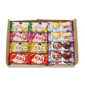 (全国送料無料) おかしのマーチ グリコ栄養機能お菓子セット F(6種・計16コ) メール便 okashinomarch