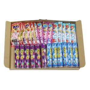 (全国送料無料) おかしのマーチ カバヤ・コリス ラムネ菓子セット ジューC2種(各6コ・計12コ)& あわラムネ3種(各5コ・計15コ) メール便 okashinomarch