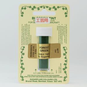 SugarFlair ダスティングカラー FOREST GREEN フォレストグリーン #18 シュ...
