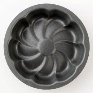 フッ素加工 アルブリット ケーキ型 菊 #5161 アルブリッド Albrid