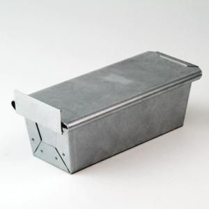 アルタイト ミニ 食パン型・フタ付き 14cm 業務用  焼き型 金型 焼型