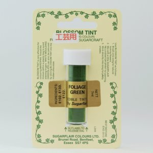 SugarFlair ダスティングカラー FOLIAGE GREEN フォリッジグリーン #16 シ...