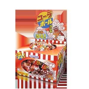 丹生堂 コーラボールラムネ 100個  駄菓子ラムネ