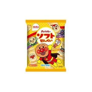 アンパンマンのソフトせんべい (内容量:2枚×16袋)