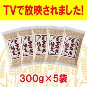 もちむぎ食品センター もち麦 精麦 300g×5袋  国産 福崎町産 栄養豊富 ダイエット