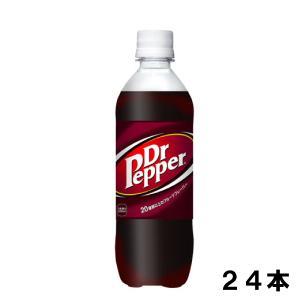 ドクターペッパー 500ml 24本 (24本×1ケース) PET コカコーラ 炭酸飲料 Coca-...