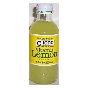 ハウスウェルネスフーズC1000ビタミンレモン140ml×30本入|okasirenjya