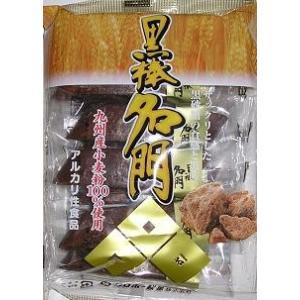 クロボー製菓黒棒名門12本×10袋入|okasirenjya