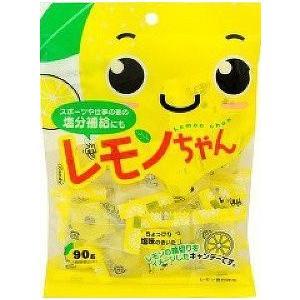川口製菓レモンちゃん90g×10袋入