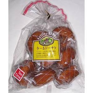 清水製菓ケーキドーナツ8個×6袋入|okasirenjya